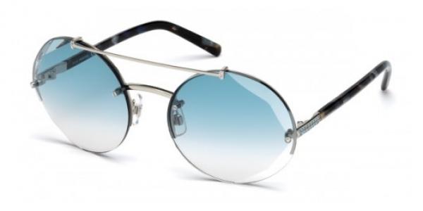 Swarovski SK0133 16W Shine Silver/Blue Gradient